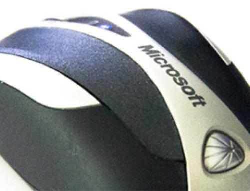 Microsoft Bluetooth Notebook Maus 5000 ruckelt, hängt und stottert