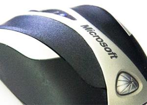 Microsoft Bluetooth Maus 5000