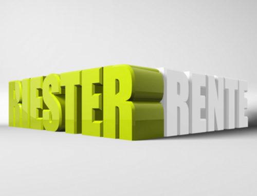 Riester Rente (2. Schicht)